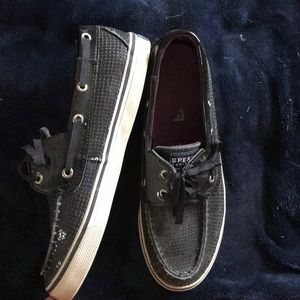 Sparkly Sperry Top-Siders